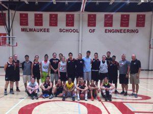Sesión con entrenadores americanos